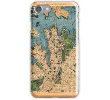 Sydney 1922 iPhone Case/Skin