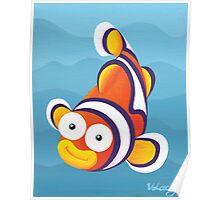 Sea Smiles - Part3 - Clown Fish Poster