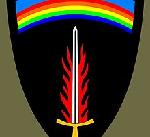 Supreme Headquarters Allied Expeditionary Force (Historical) by wordwidesymbols