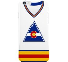 Colorado Rockies Home Jersey iPhone Case/Skin