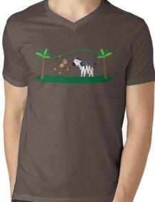 Fun Jungle Animals 2 Mens V-Neck T-Shirt