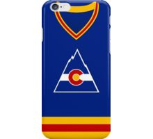 Colorado Rockies Away Jersey iPhone Case/Skin
