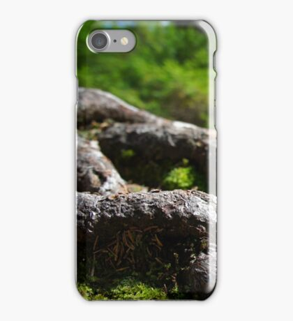 Forest Five iPhone Case/Skin