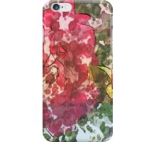 MSFW15-7 DAYS OF SUMMER- DISTRESSED FLORALS/FLOWERS 10 iPhone Case/Skin
