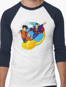 Heroes Men's Baseball ¾ T-Shirt