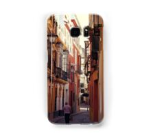 Streets of Seville - Spain  Samsung Galaxy Case/Skin