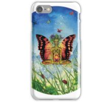 Butterfly. iPhone Case/Skin