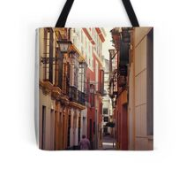Streets of Seville - Spain  Tote Bag