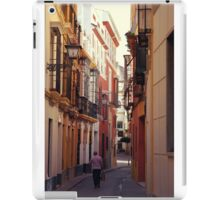 Streets of Seville - Spain  iPad Case/Skin