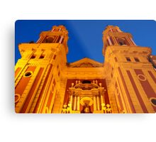 Streets of Seville - Spain - St Ildefonso Metal Print