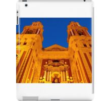 Streets of Seville - Spain - St Ildefonso iPad Case/Skin