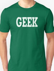 Geek Funny T-Shirt