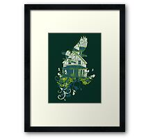It's All Gone to The Birds Framed Print