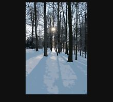 Winter afternoon Unisex T-Shirt