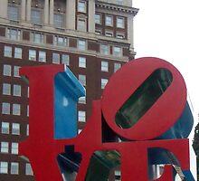City of Love by hardhead23