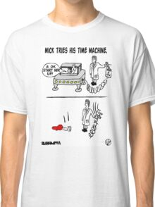 Time Machined. Classic T-Shirt