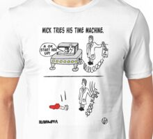 Time Machined. Unisex T-Shirt