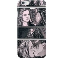 The 100 Clarke & Lexa iPhone Case/Skin