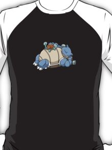 Rock-A-Bye Squirtle T-Shirt
