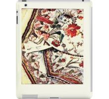 The Tailor of Gloucester Beatrix Potter 1903 0085 Fine Clothing iPad Case/Skin