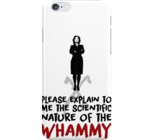 The whammy iPhone Case/Skin