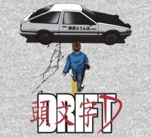 Drift One Piece - Long Sleeve
