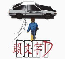 Drift One Piece - Short Sleeve