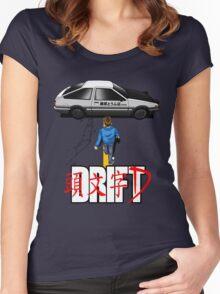 Drift Women's Fitted Scoop T-Shirt