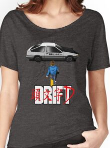 Drift Women's Relaxed Fit T-Shirt