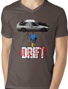 Drift Mens V-Neck T-Shirt