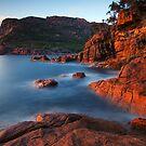 Sleepy Bay, Freycinet National Park, Tasmania by NickMonk
