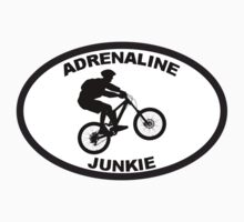 Adrenaline Junkie by Timothy Denehy