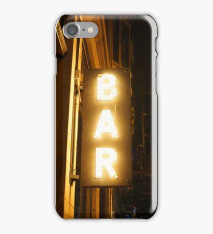PVD BAR iPhone Case/Skin