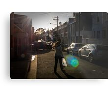 Paddington lane  Metal Print