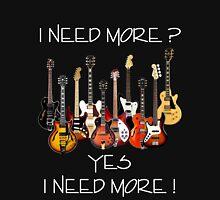 Wonderful Need More Guitars T-Shirt