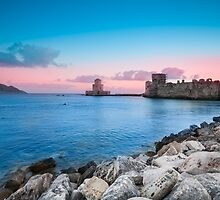 Methoni's Castle / Greece by Stavros