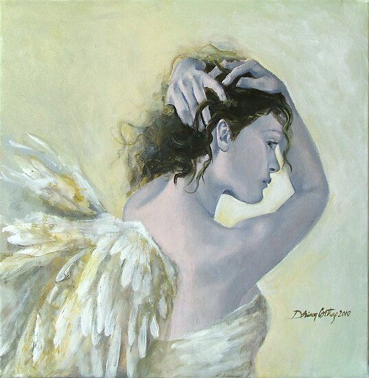 Angel (13) by dorina costras