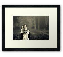 Gretel Framed Print