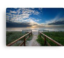 Mermaid Beach | Gold Coast | Australia Canvas Print