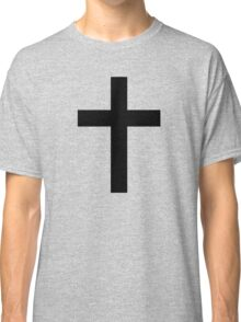 Christian Cross or Latin Cross Classic T-Shirt