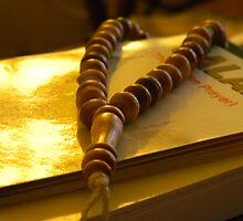 Prayer Beads by Leyla Hur
