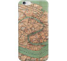 Venice, 1882 iPhone Case/Skin