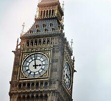 London Time by Karen E Camilleri