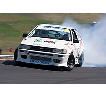 Toyota Sprinter  Photographic Print