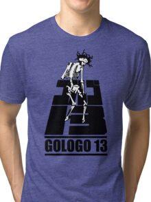 Golgo 13 Tri-blend T-Shirt