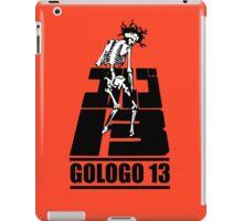 Golgo 13 iPad Case/Skin