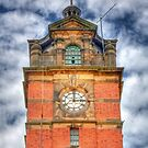 wordsley old hospital clock tower by markbailey74