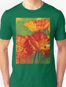 Hot Poppies Unisex T-Shirt