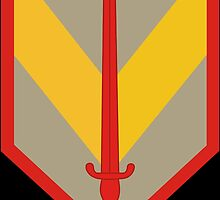 1st Sustainment Brigade (United States) by wordwidesymbols