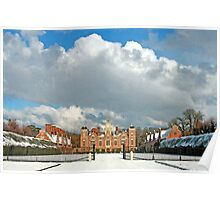 Winter at Blickling Hall Poster